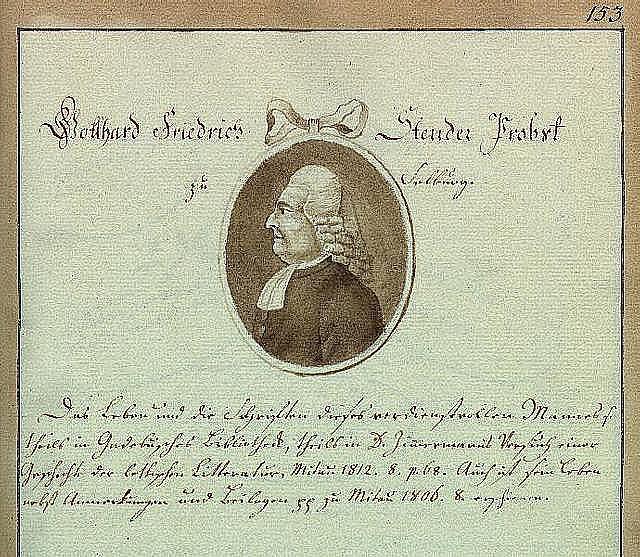 BM10153Am Gotthard Friedrich Stender Probst zu Selburg [das Portr