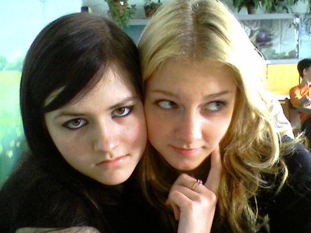 Ramona i Anja