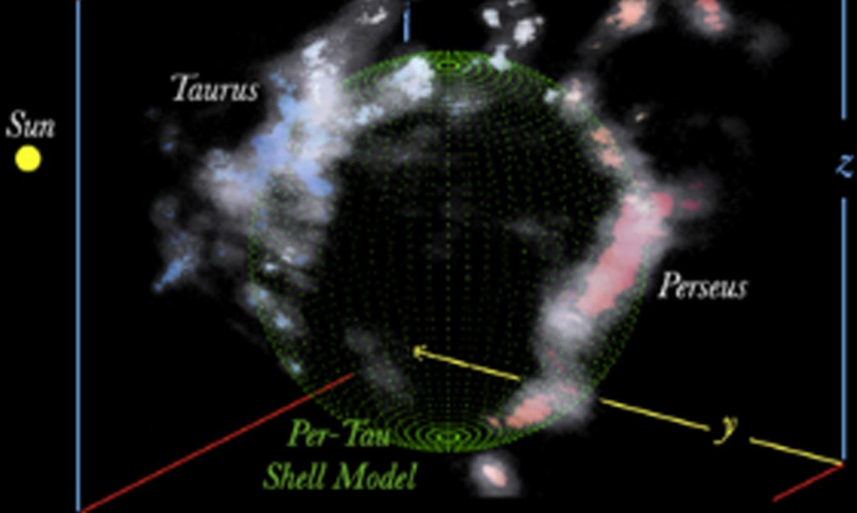 Astronomi kosmosā atklājuši gigantisku tukšumu