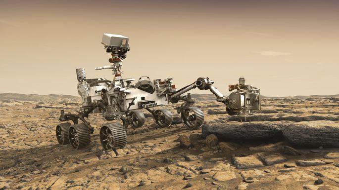 """Zonde """"Neatlaidība"""" šovakar uz Marsa nogādās 10 miljonu cilvēku vārdus"""