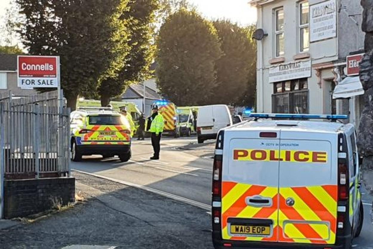 Apšaudē Lielbritānijā nogalināti cilvēki