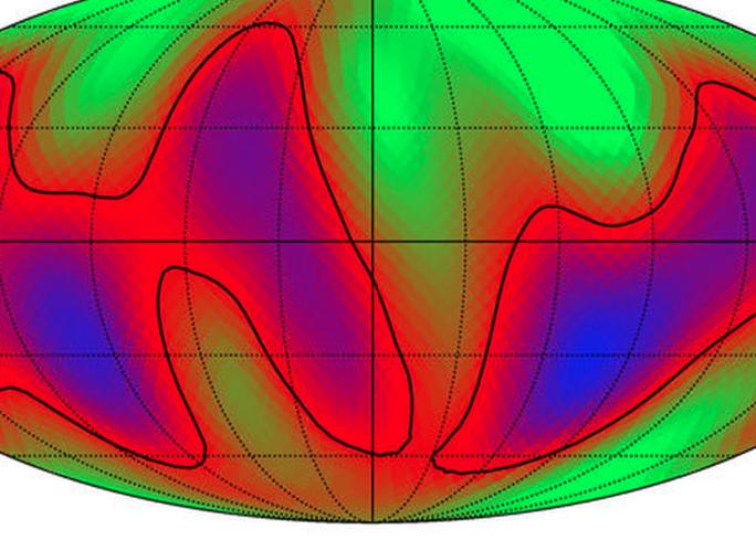 Šādi varētu izskatīties Zeme citplanētiešu teleskopos