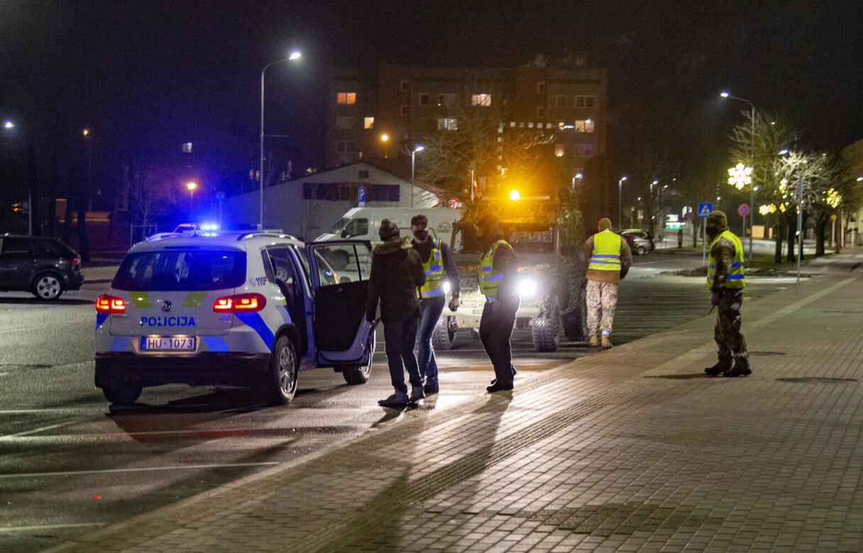 Likumsargi vakar kādā Siguldas tuvumā esošā viesu namā konstatēja pulcēšanos privātā pasākumā, kur apmeklētājiem piemēro 500 eiro sodu