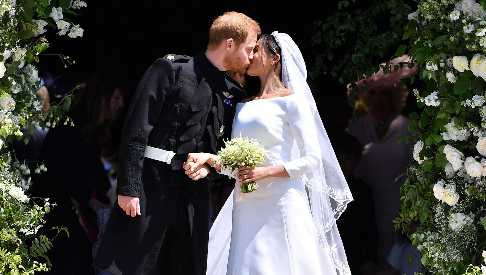 Šokējoša ziņa no Harija un Meganas kāzām