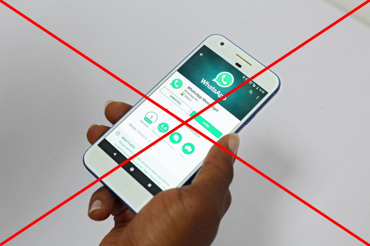 """Cilvēki masveidā pamet lietotni """"WhatsApp"""" un pāriet uz """"Telegram"""". Skaidrojam kāpēc!"""