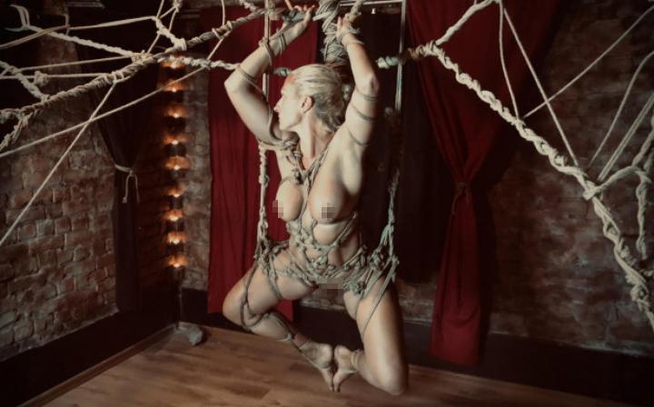 Estētiski, erotiski sasiet virvēs. Intervija ar «šibari» meistari Ilonu (Mia_x) 18﹢