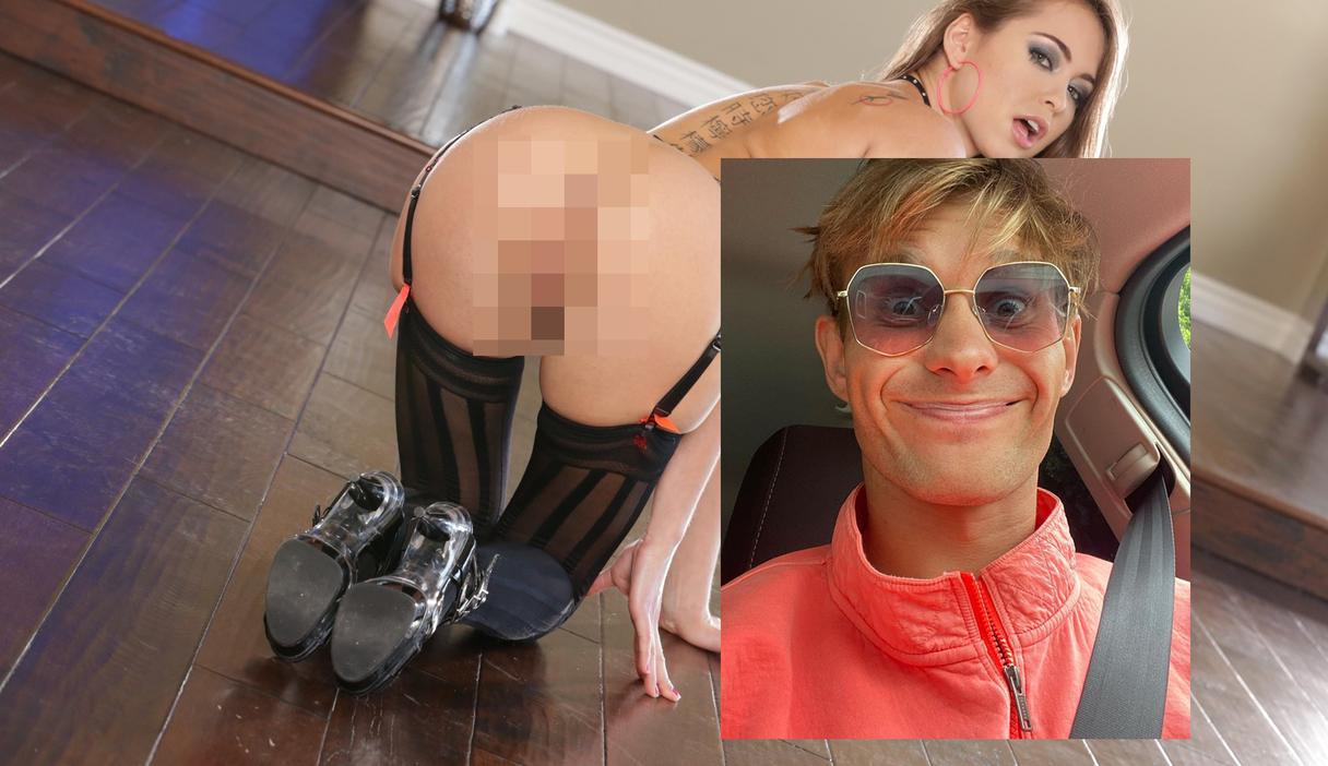 80 foto: latviešu parkūrists Petkuns saderinājies ar amerikāņu porno aktrisi (18+)