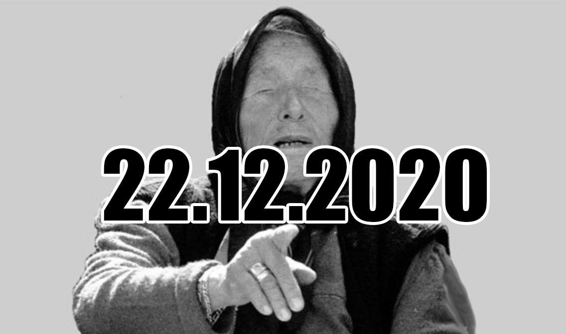 Gaišreģe Vanga: 22.12.2020 izmainīs miljonu cilvēku likteni