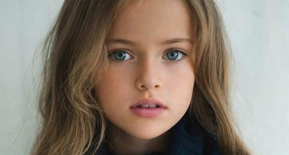 Foto: Kā šobrīd izskatās skaistākā meitenīte pasaulē