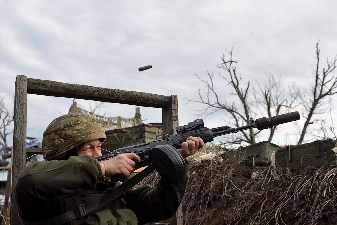 Krievija izvietojusi vairāk nekā 150 000 karavīru pie Ukrainas robežas un okupētajā Krimā