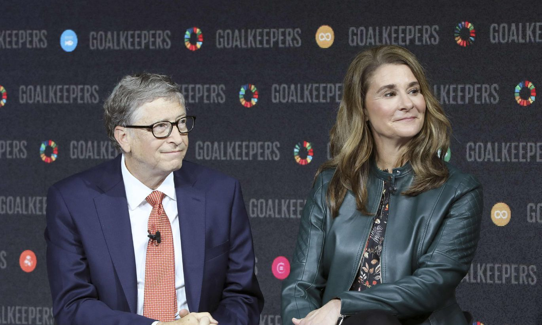 Pēc 27 gadiem laulībā Bils un Melinda Geitsi nolēmuši šķirties
