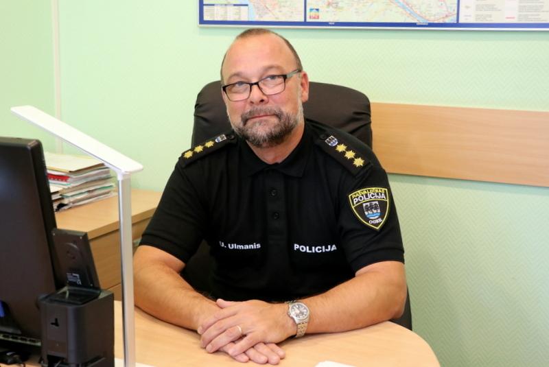 Saistībā pēc skandalozā sižeta jauni pavērsieni Ogres policijas vadības lietā