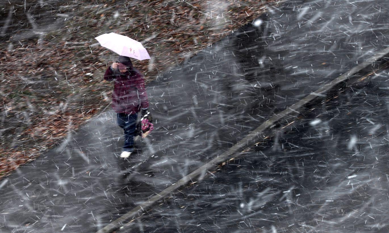 Šovakar Kurzemē gaidāms vidēji stiprs lietus