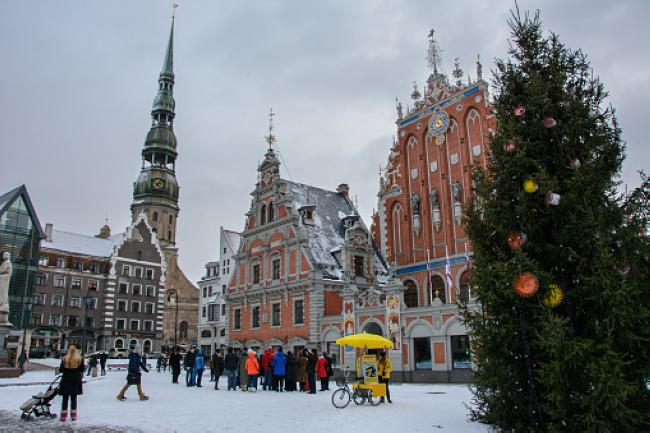 Vai šogad Ziemassvētkos būs sniegs? Skaidro Latvijas Vides, ģeoloģijas un meteoroloģijas centrs