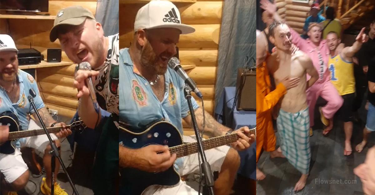 Video: Vecpuišu ballītē viesis atklāj cik izmaksā 1 stunda mūziķa Andra Kiviča pakalpojumi