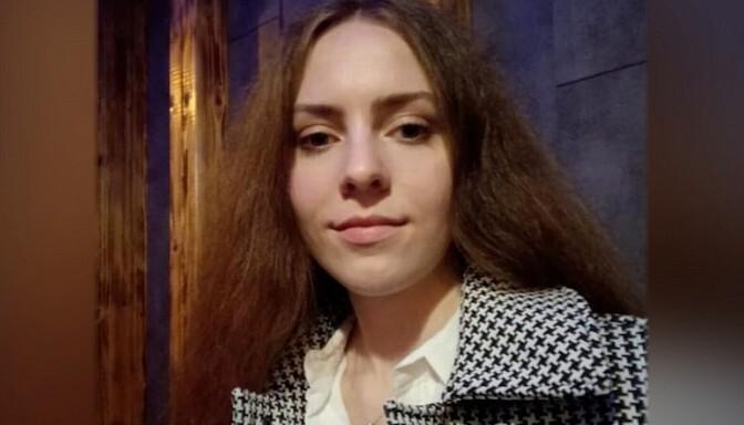 VIDEO: Pēc nezināma telefona zvana Rīgā jau mēnesi pazudusi 19 gadus vecā Vija Renāte Kozlovska