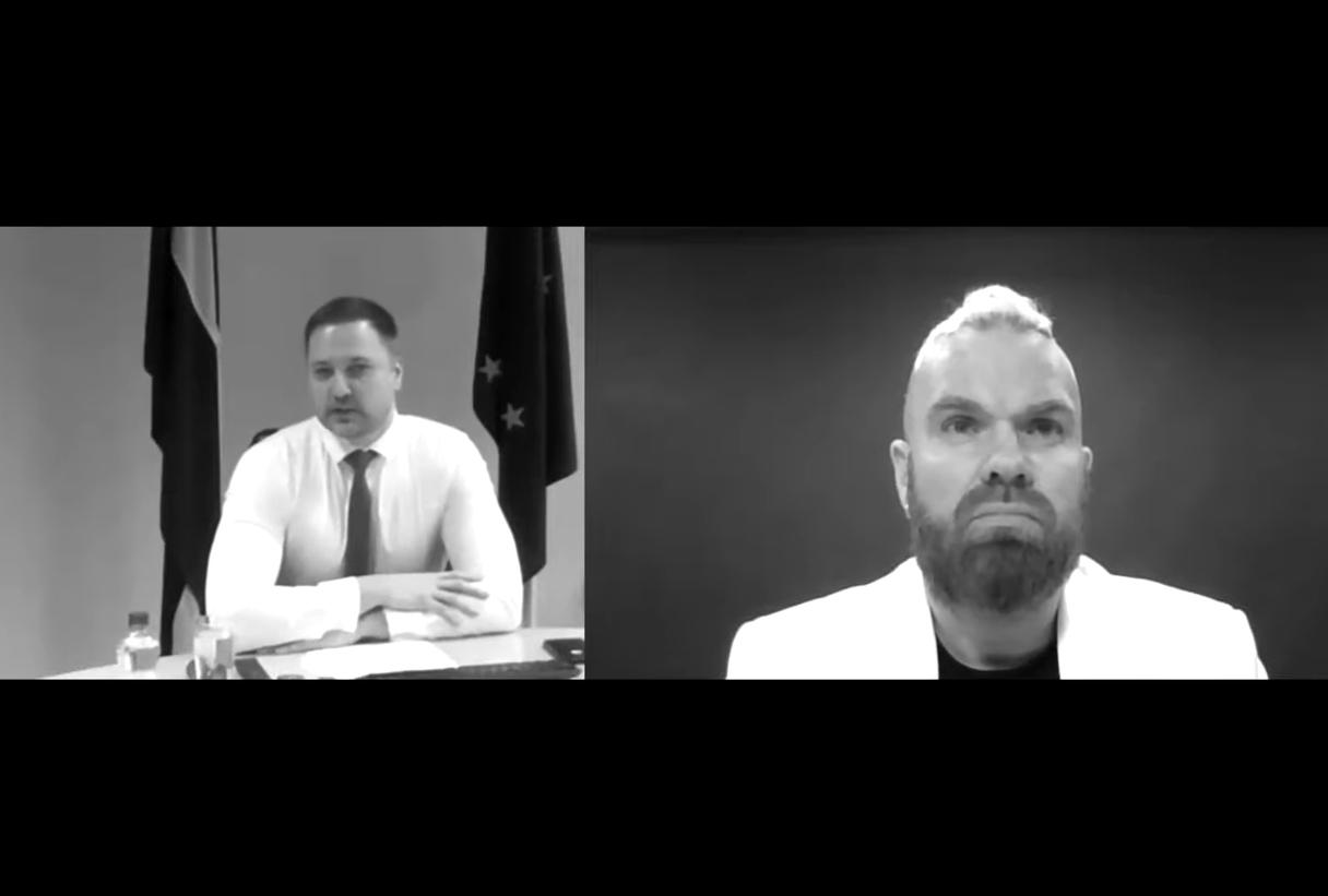 Video: SANDIS ĢIRĢENS - Valdības jocīgajiem lēmumiem, valsts policiju un 2000 € sodiem